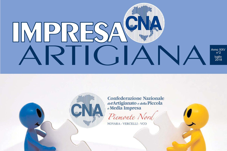 giornale CNA Impresa Artigiana