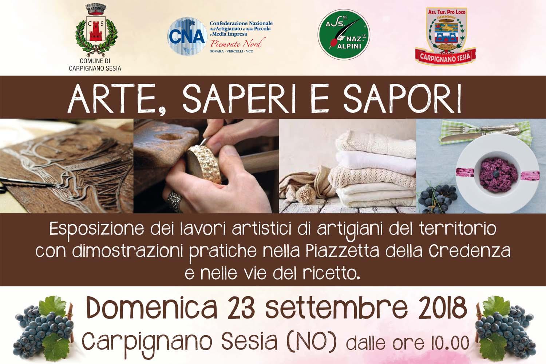 artigiani CNA a Carpignano Sesia