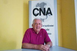 Renato Ciocchetti presidente CNA Pensionati Piemonte