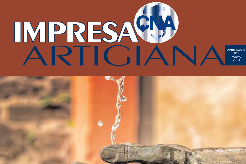 giornale CNA Piemonte Nord marzo 2021